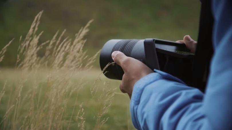 lytro virtual reality camera