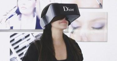 Dior VR Headset