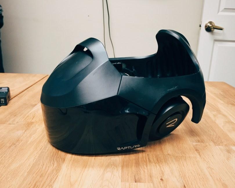 The VOID VR Rapture HMD