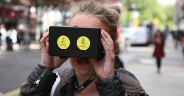 Amnesty Virtual Reality Headset Syria