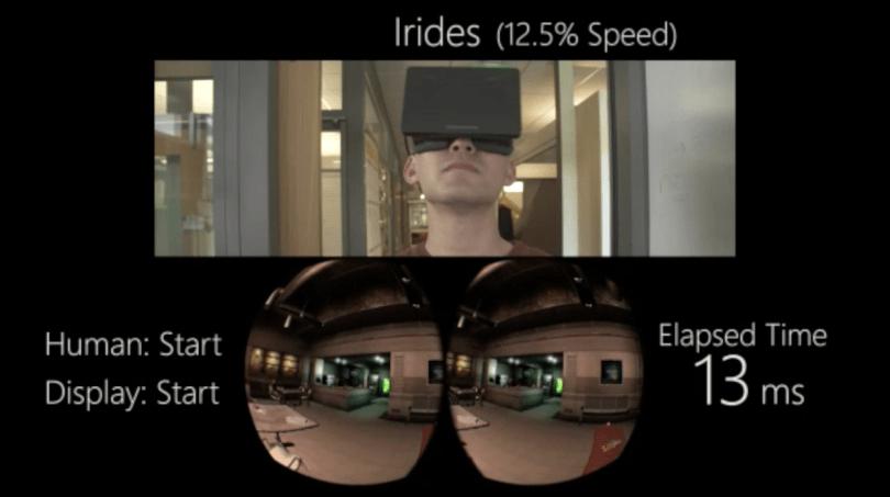 Microsoft VR Project Irides