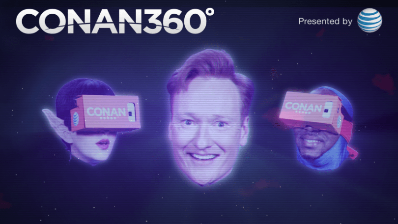 Conan360 Virtual Reality Google Cardboard