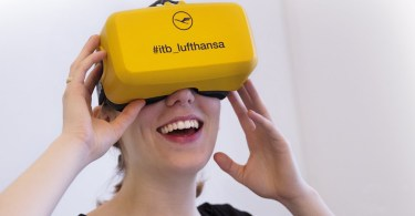 Lufthansa Virtual Reality VR Oculus