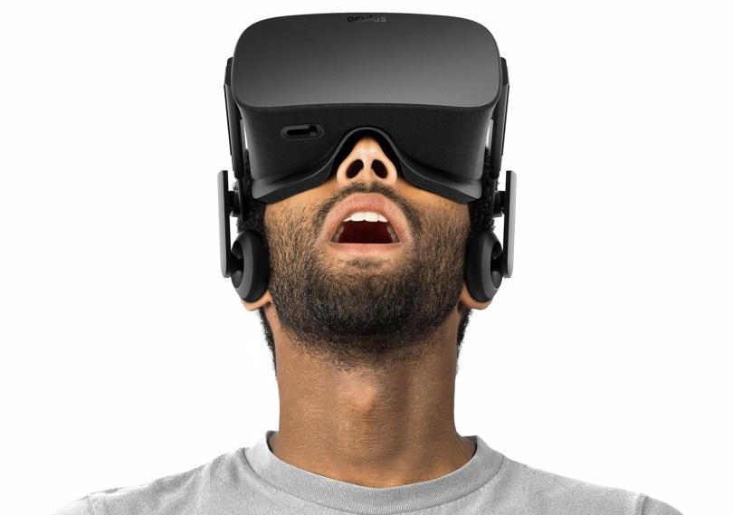 Oculus Headset VR