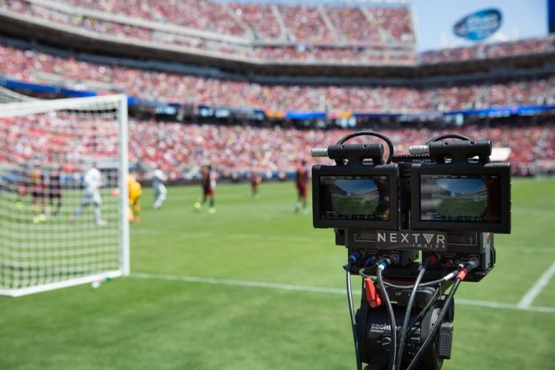 NEXTVR Virtual Reality Football