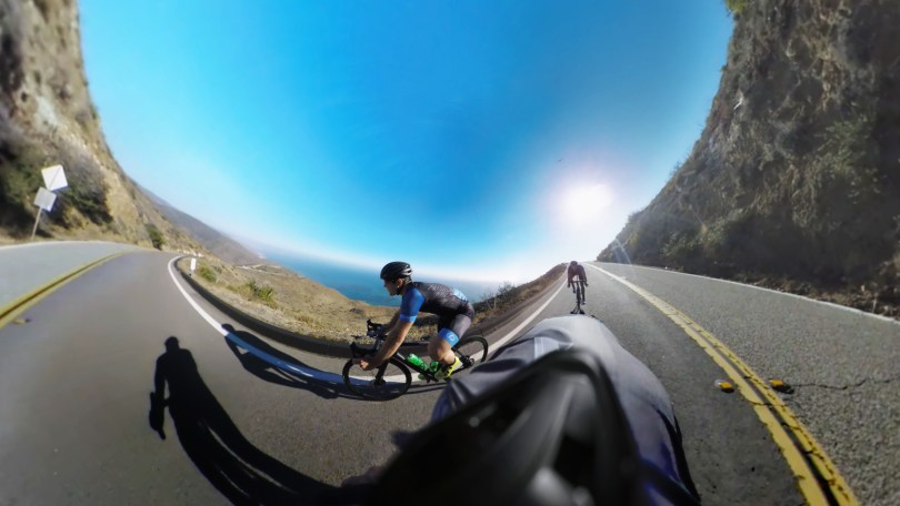 Lexus Elevate - Around the Bend - Cycling