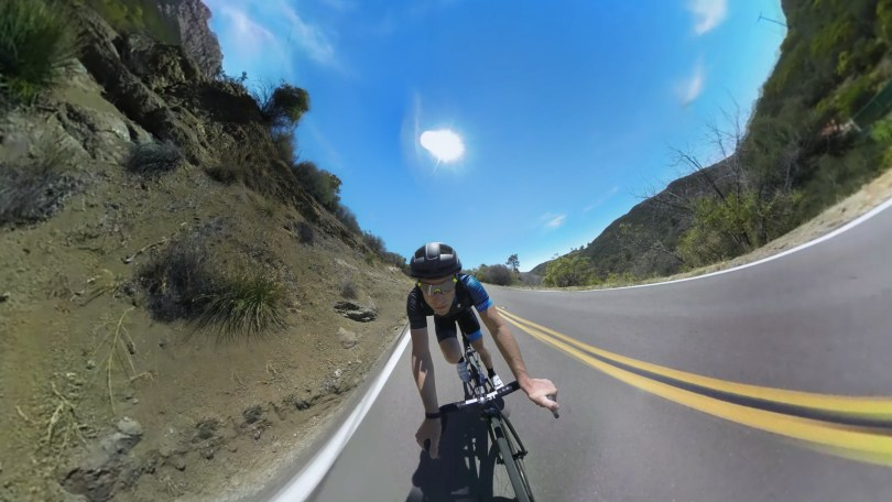 Lexus Elevate 360 Cycling Film VR
