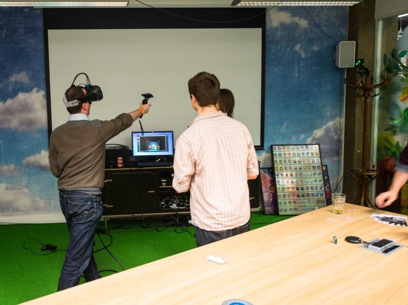VRLO - London Virtual Reality HTC Vive