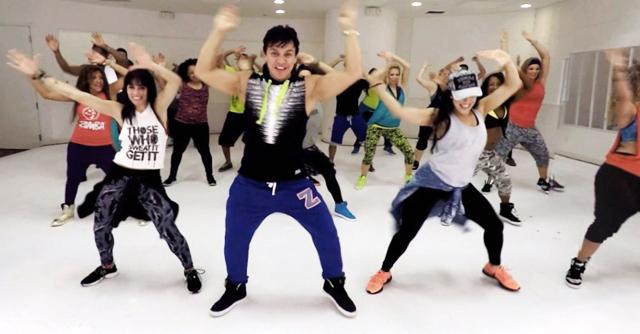 Zumba Dance VR Virtual Reality