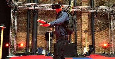 Visualise The Cell VR Full Body Motion Capture