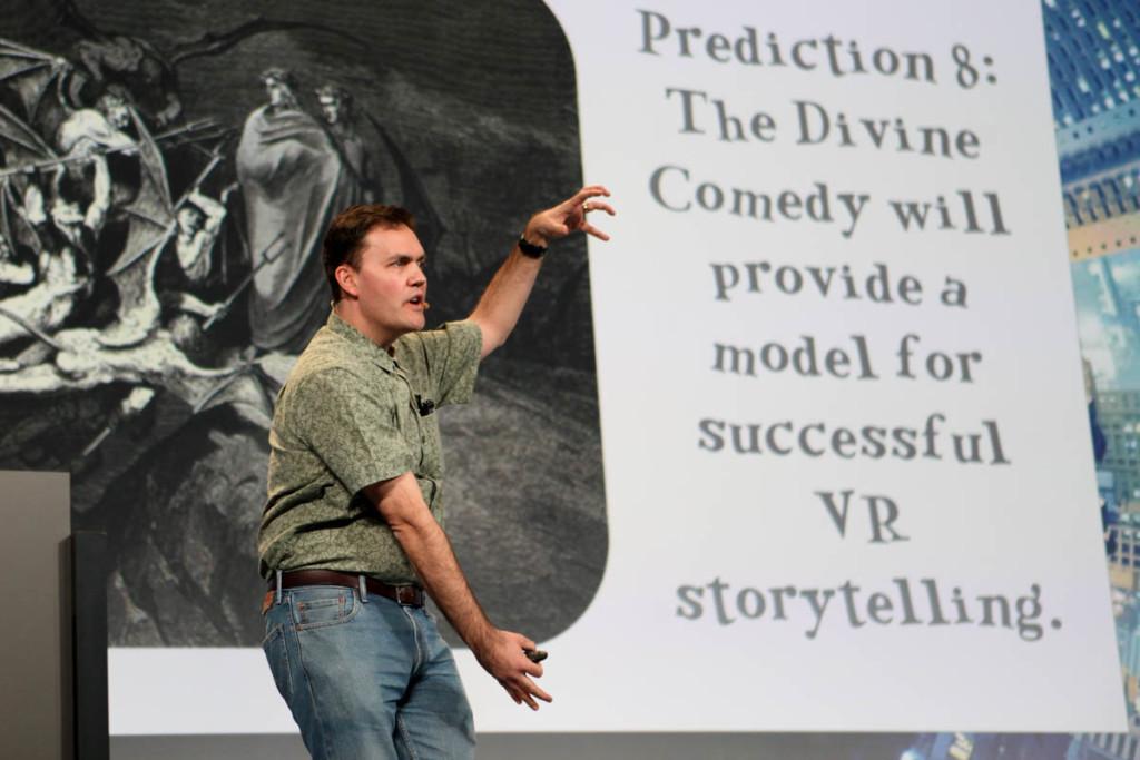 Jesse Schell VR Predictions