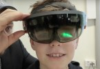 Norway Schoolchildren HoloLens Lesson