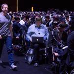 Zuckerberg exploring potential use of VR beyond games