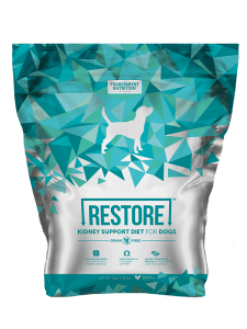 Transparent Nutrition RESTORE - kidney support for dogs