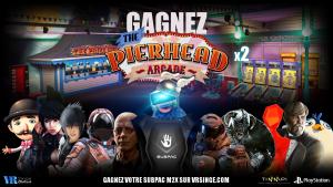 Concours VR Singe (Pierhead Arcade)