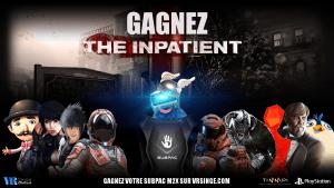 Concours VR Singe The Inpatient
