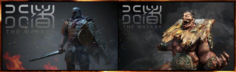 The walker 2