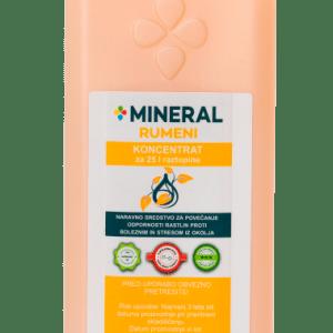 Mineral Rumeni