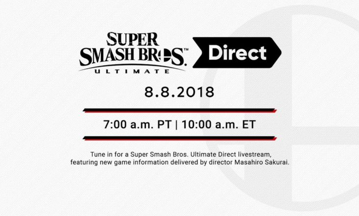Preview Super Smash Bros Ultimate Des Nouveaux