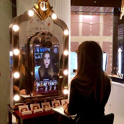 AR Magic Mirror