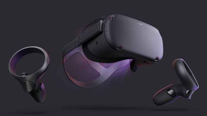 Oculus Quest standalone headset