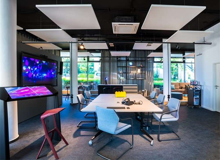 Accenture Customer Experience Center