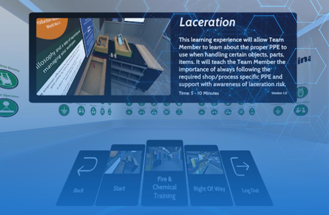 360 video production, virtual reality development, vr training