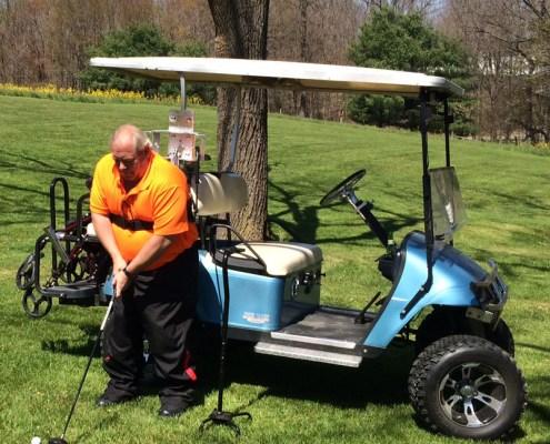 Rod Early Golfing
