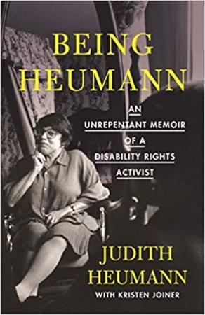 Being Heumann book cover