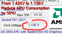 AMD APU Undervolting: Reduce Power Consumption by 32%! - VR World