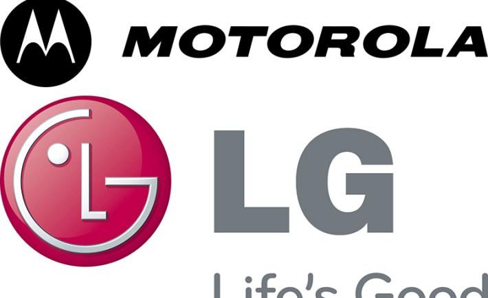 Motorola and LG