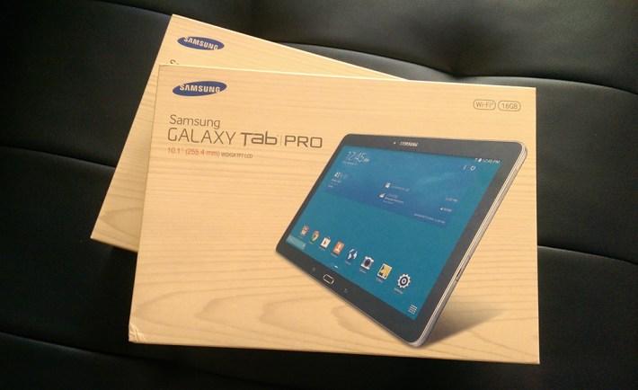 "Samsung Galaxy Tab Pro 10.1"" Tablets"