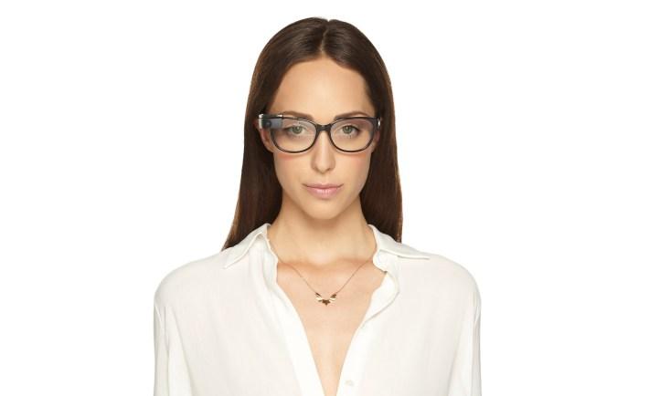 DVF Model Google Glass