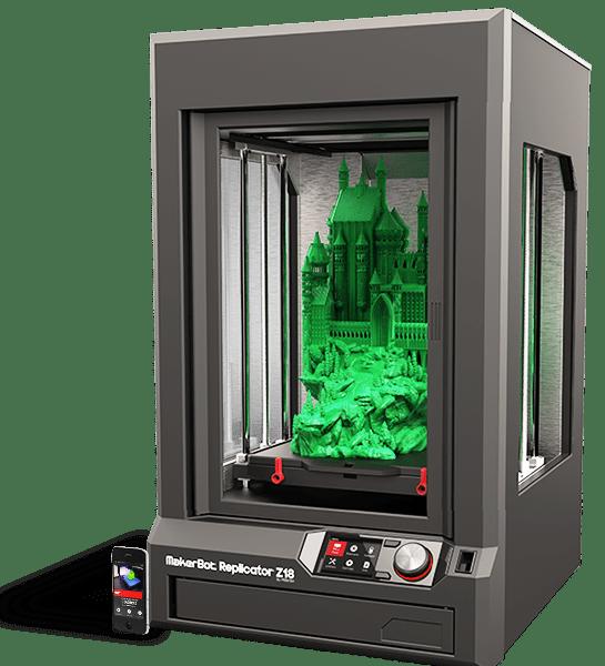 MakerBot Castle