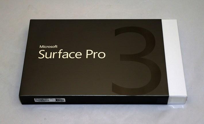 Surface Pro 3 Box