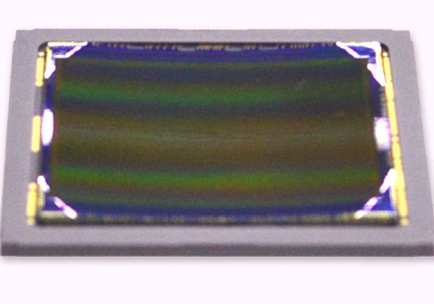 Sony Curved CMOS Sensor