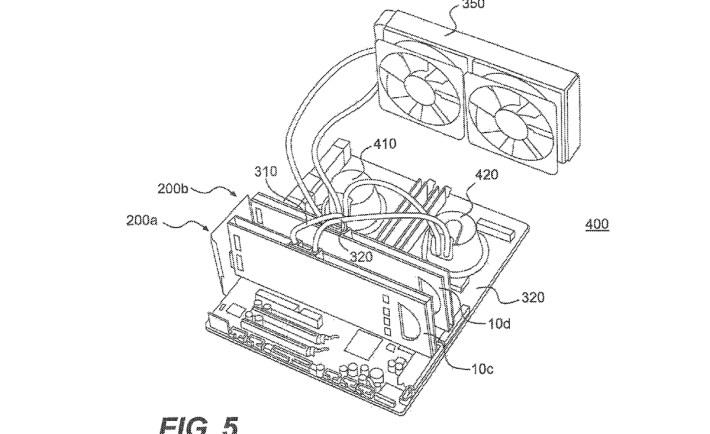 Asetek Watercooling Patent