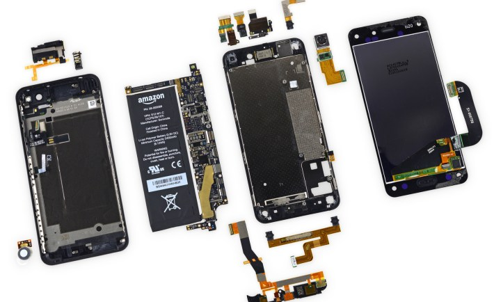 Fire Phone iFixit