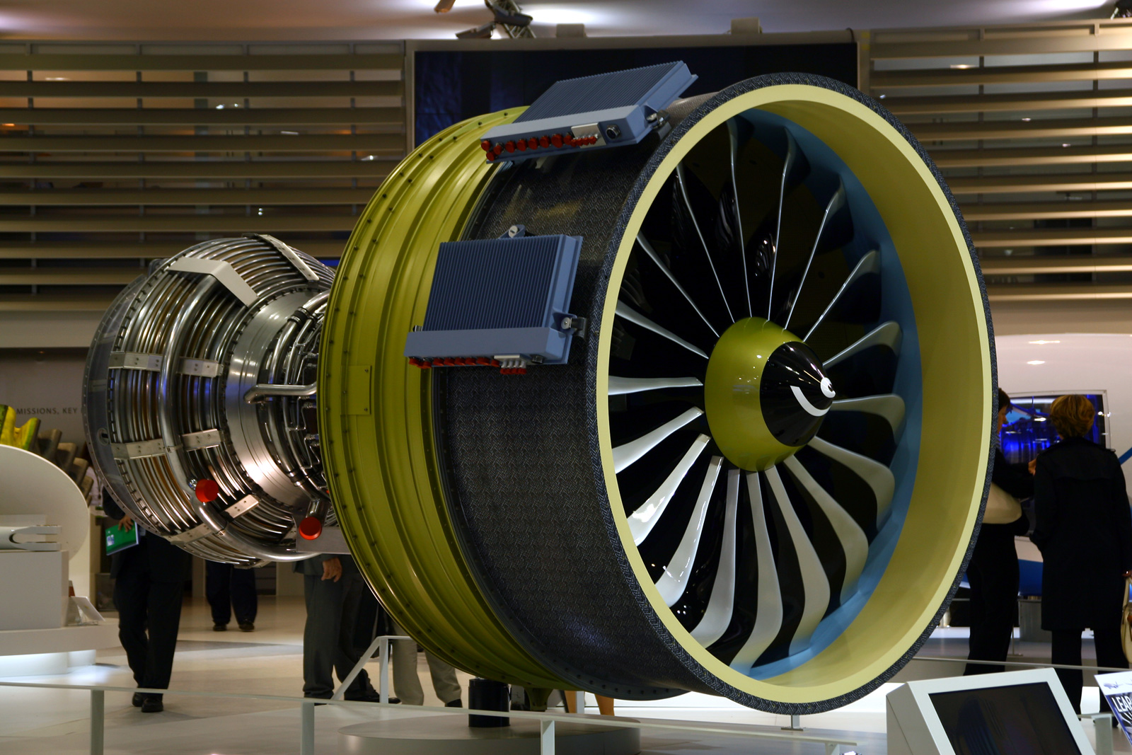 GE Leap-1 engine promises new era in fuel efficiency, with almost 7000 units on order.