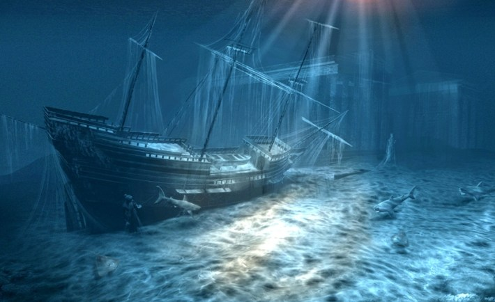 Pirate Shipwreck