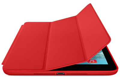 A colorful iPad case will protect your investment.