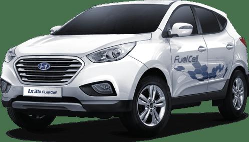 2015 Hyundai ix35 / Tuscon Fuel Cell