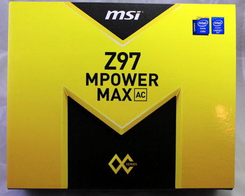 MSI Z97 MPOWER MAX AC: 4790K Overclocking Test - VR World