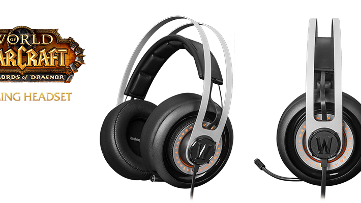8c5b2df166e SteelSeries Introduces Siberia Elite World of Warcraft Edition Headset