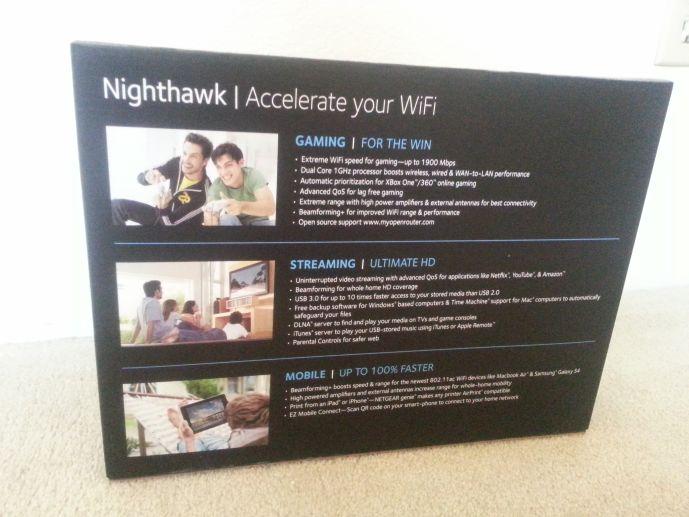 Netgear's Nighthawk Takes Performance to New Distances