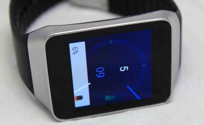 Samsung Galaxy Gear Live- 900 - BSN-3