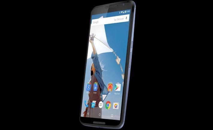Nexus 6 Leak