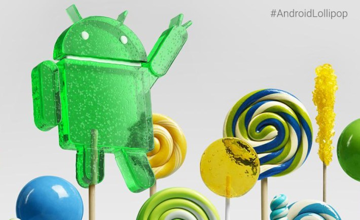 Android Lollipop Android Smartphone
