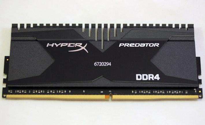 HyperX DDR4 3000_