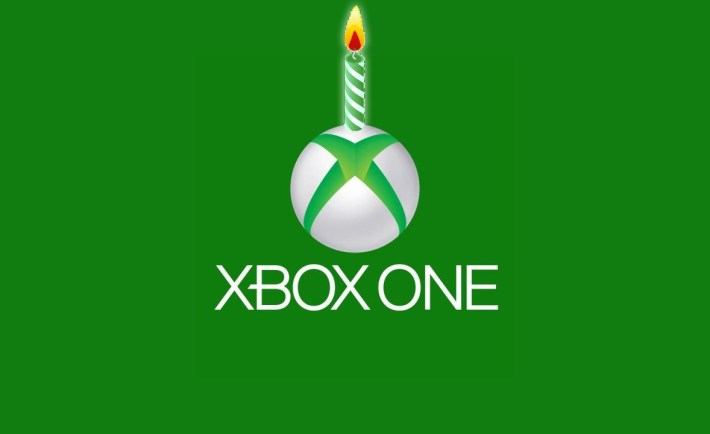 Xbox One Birthday
